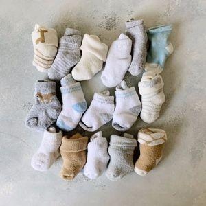 Carter's Baby Sock Bundle